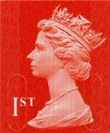 100 x 1st Class  Definitive Stamp with L&S gum worth £76 from 23rd March